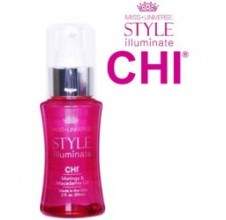 CHI Miss Universe Style Illuminate Moringa & Macadamia Oil 59 ml