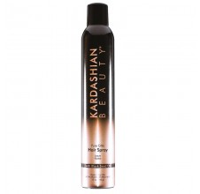 Kardashian beauty pure glitz hair spray 340g