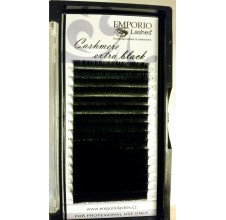 Flat cashmere lashes mix size - 0,20 mm