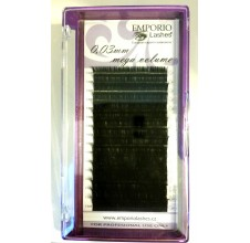 Eyelashes VOLUME EXTRA BLACK one size