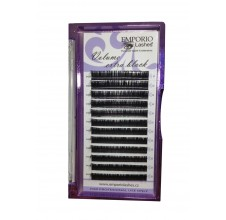Eyelashes VOLUME EXTRA BLACK two size - C