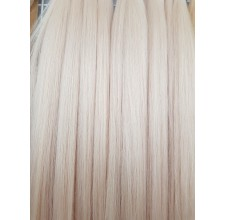 Eastern Europe Hair plait - 50 g , straight blond